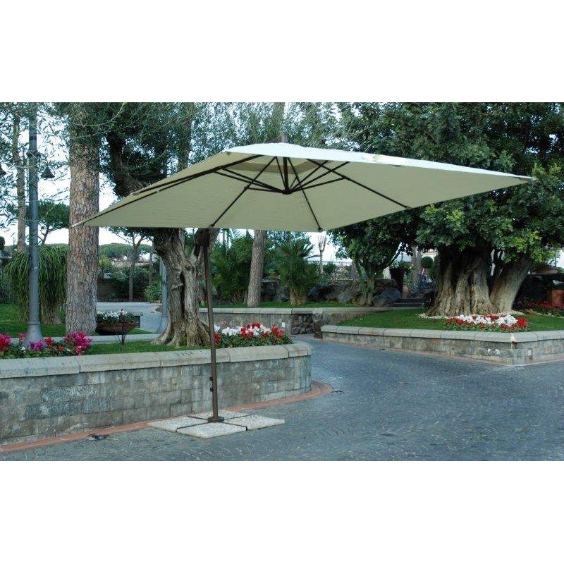 ombrellone suitset 3x3 in alluminio colore ecru' my garden m0429 ... - Arredamento Esterno Foggia